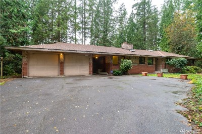 Mill Creek Single Family Home For Sale: 5430 180th St SE