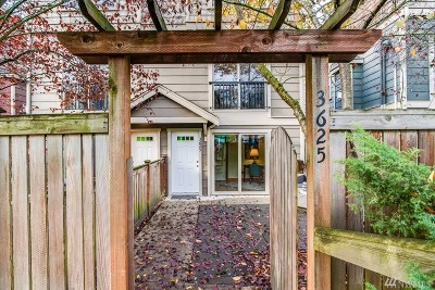 Seattle Single Family Home For Sale: 3625 36th Ave S