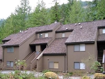 Glacier Condo/Townhouse For Sale: 10500 Mt. Baker Hwy #507