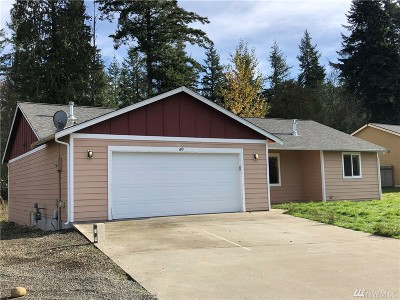 Thurston County Single Family Home For Sale: 819 Cody St SE