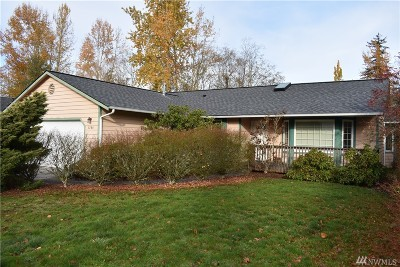 Bellingham WA Single Family Home For Sale: $349,500