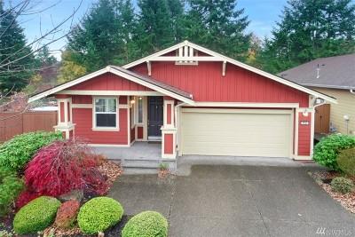 Thurston County Single Family Home For Sale: 4842 Spokane St NE