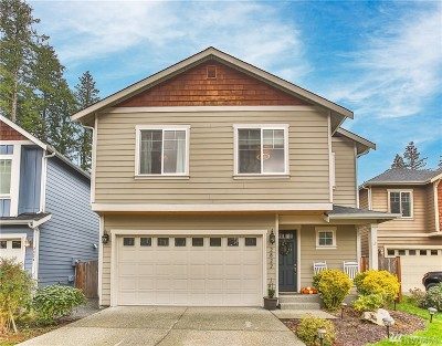 Everett Single Family Home For Sale: 2822 93rd Place SE