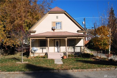 Single Family Home For Sale: 519 E Wapato Ave