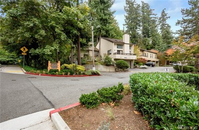 Bellevue WA Condo/Townhouse For Sale: $322,990