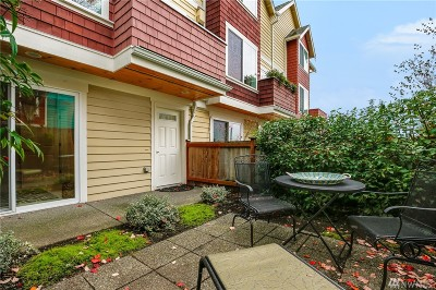 Seattle Single Family Home For Sale: 358 NW Market St
