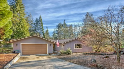 Port Ludlow WA Single Family Home For Sale: $284,500