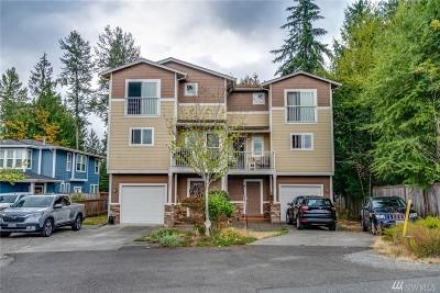 Bonney Lake Multi Family Home For Sale: 20835 60th St E