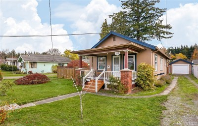 Whatcom County Single Family Home Pending Inspection: 3110 Meridian St