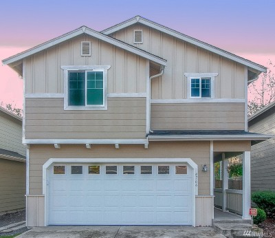 Marysville Condo/Townhouse For Sale: 4766 144th Place NE