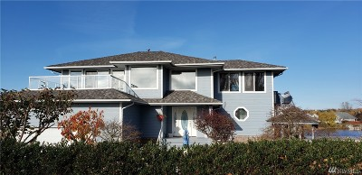 Point Roberts Single Family Home For Sale: 1484 Edwards Dr