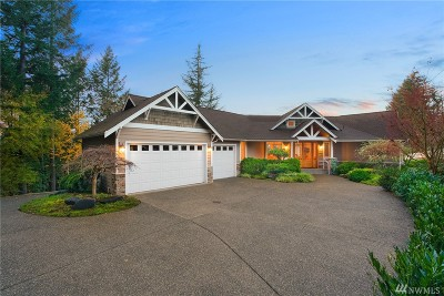 Gig Harbor Single Family Home Contingent: 7808 66th St NW
