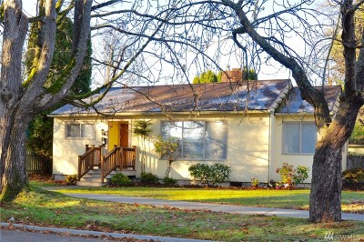 Bellingham Single Family Home Sold: 2127 Utter