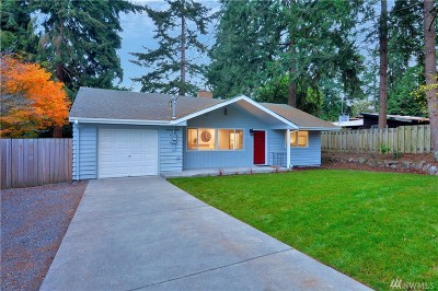 Edmonds Single Family Home For Sale: 23515 92nd Ave W
