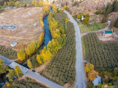 Douglas County, Chelan County Residential Lots & Land For Sale: Entiat River Rd