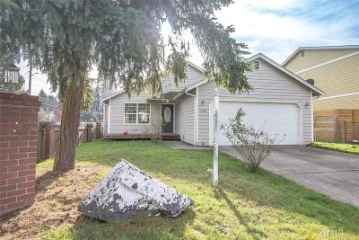 Pierce County Single Family Home For Sale: 1430 E 59th St