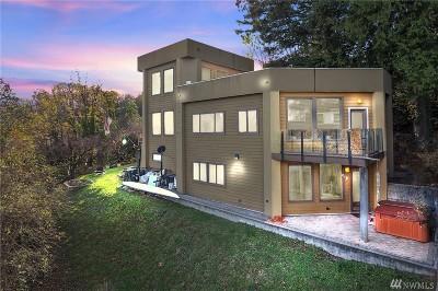 Seattle Single Family Home For Sale: 3116 SW Spokane St