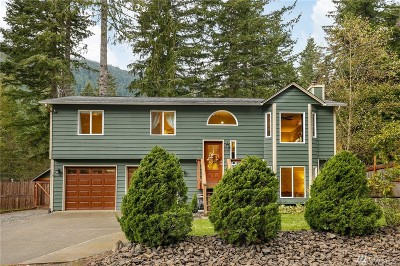 North Bend, Snoqualmie Single Family Home For Sale: 16819 426th Ave SE