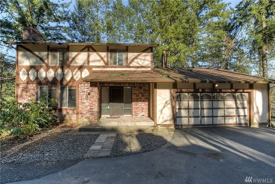 Gig Harbor Single Family Home For Sale: 6722 Silver Springs Dr NW