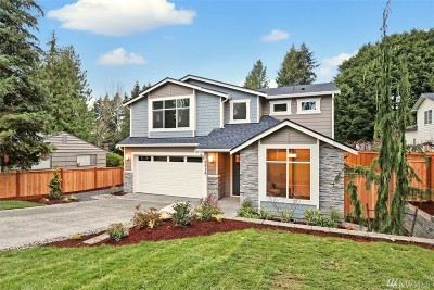 Edmonds Single Family Home Contingent: 7919 203rd St SW