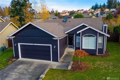 Bellingham Single Family Home For Sale: 3722 Westhills Place