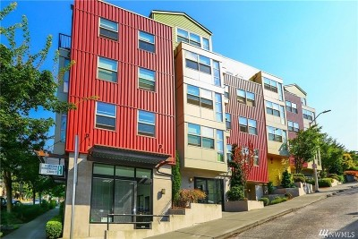 Seattle Condo/Townhouse For Sale: 1310 N Lucas Place #403