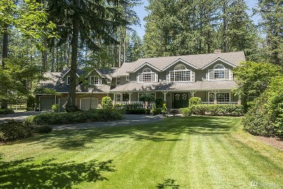Sammamish Single Family Home For Sale: 23340 SE 22nd St.