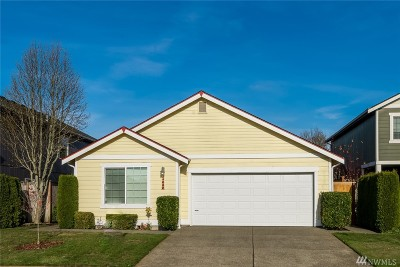 Tumwater Single Family Home For Sale: 1632 Cottondale Lane SE