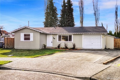 Puyallup Single Family Home For Sale: 716 22nd St NW