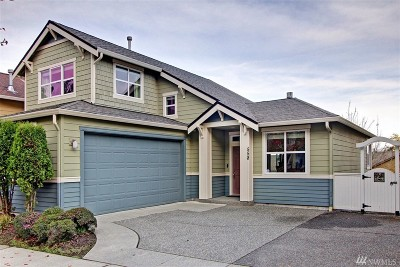 Issaquah Single Family Home For Sale: 558 Lingering Pine Dr NW