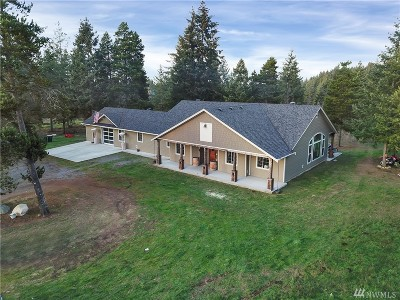 Yelm Single Family Home For Sale: 12610 Gilling Lane SE