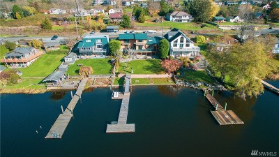 Skagit County Single Family Home For Sale: 23982 N West View Rd