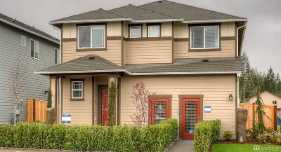 Thurston County Single Family Home For Sale: 3257 Hanna Dr NE #22