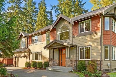 Redmond Single Family Home For Sale: 1021 250th Ave NE