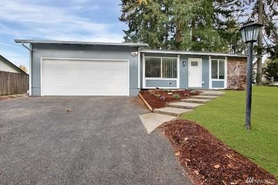 Steilacoom Single Family Home For Sale: 2737 Natalie Lane