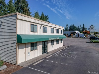 Olympia Commercial For Sale: 6604 Martin Wy SE #Lt 1&