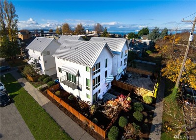 Seattle Single Family Home For Sale: 2775 59th Ave SW