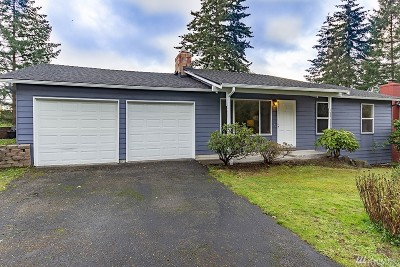 Renton Single Family Home For Sale: 13705 SE 173rd Place