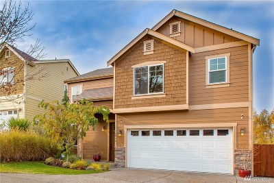 Burien Single Family Home For Sale: 13945 5th Pl S
