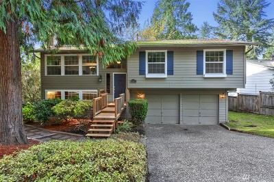 Kirkland Single Family Home For Sale: 12025 106th Ave NE