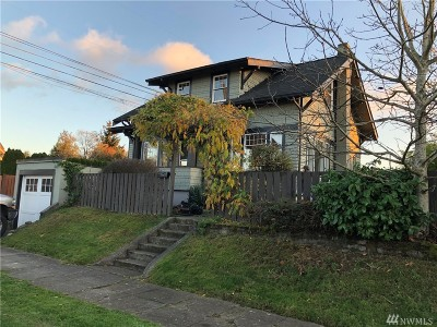 Tacoma Single Family Home For Sale: 762 S 59th St