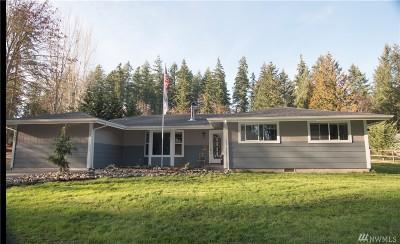 Eatonville Single Family Home For Sale: 8303 Jensen Rd E