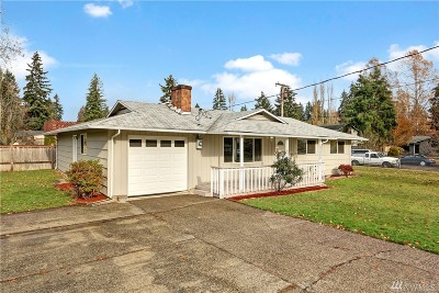 Renton Single Family Home For Sale: 16331 127th Ave SE