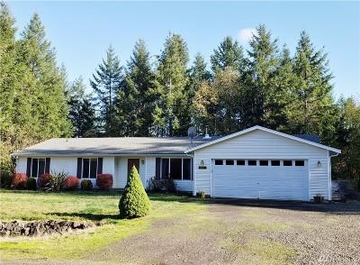 Belfair Single Family Home For Sale: 461 E Richardson Rd