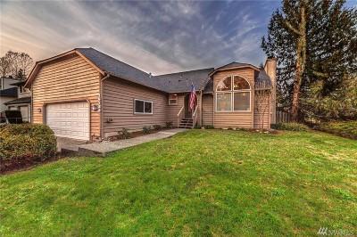 Covington Single Family Home For Sale: 16738 SE 251st St