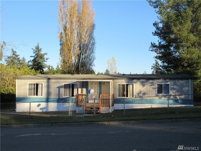 Bremerton Single Family Home For Sale: 2400 Trenton Ave NE