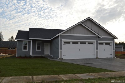 McCleary Single Family Home For Sale: 479 E Bear St