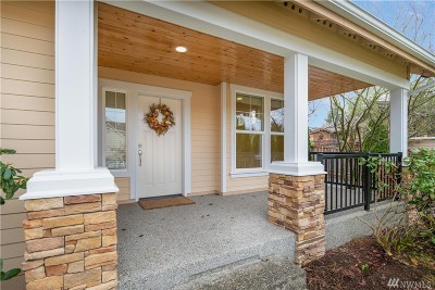 Lynnwood Single Family Home For Sale: 1420 143rd Place SW