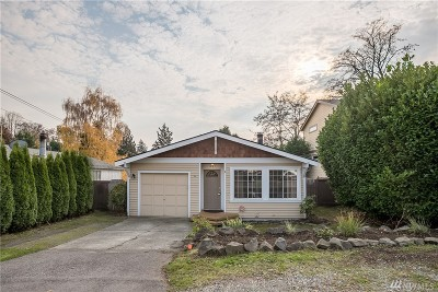Renton Single Family Home For Sale: 1021 N 29th St
