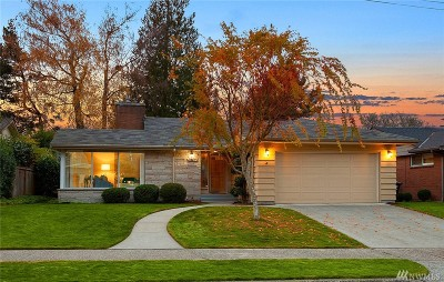 Seattle Single Family Home For Sale: 7327 47th Ave NE